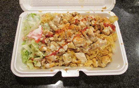 cuisine halal york city mouthful of