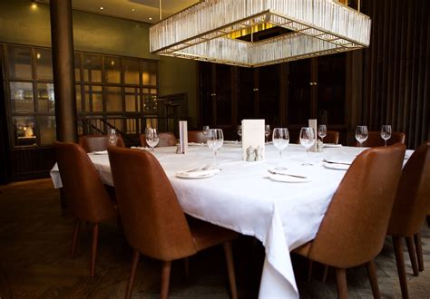 Luxury Private Dining Rooms At Gusto