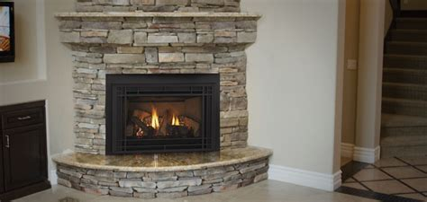 gas fireplace insert prices qfi35 gas insert quadra