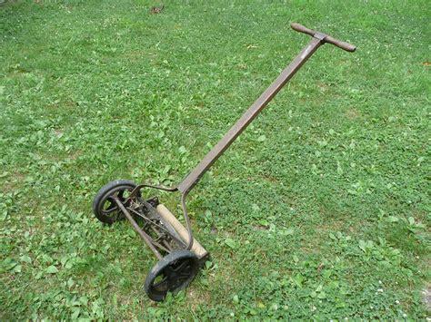 reel mower rally fans  reel lawn mowers