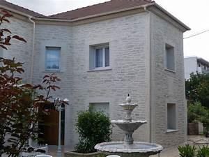 transformation d39une maison en peinture en une belle With peinture d une maison