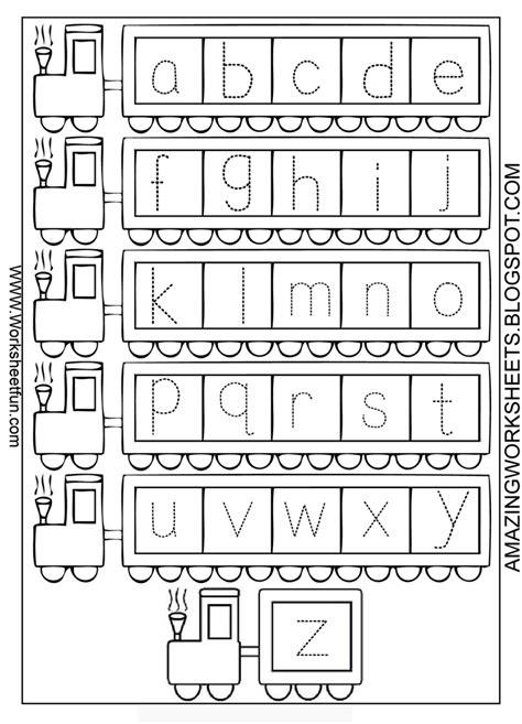 printable preschool homework sheets