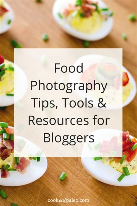 food photography tips tools resources  bloggers