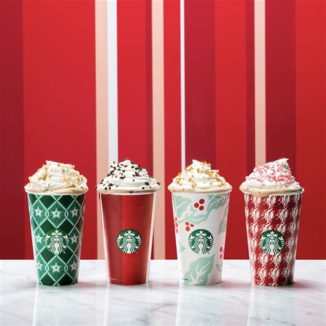 starbucks holiday cups    cups compare