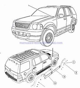 Ford Explorer 2003 2004 2005 Manual De Reparacion Mecanica