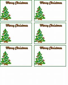 Christmas name tags new calendar template site for Christmas tags templates