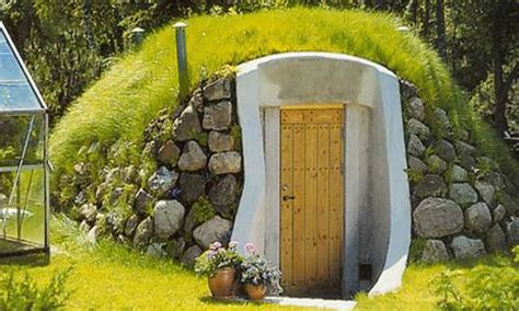 root cellars adding unique structures  backyard designs