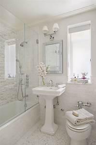 Small Bathroom With Pedestal Sink | Car Interior Design