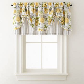 jcpenney kitchen valances kitchen valances curtains drapes for window jcpenney