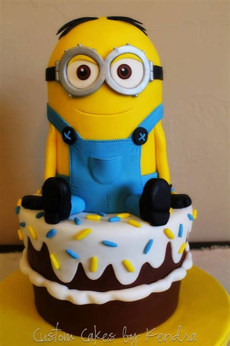 top  crazy minions cake ideas birthday express