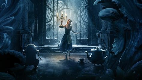 beauty   beast emma  wallpaper movies  tv