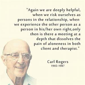 Carl Rogers Quotes. QuotesGram