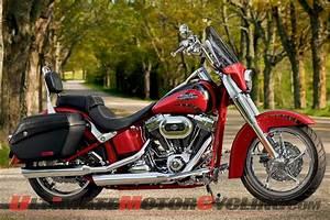 2011 Harley Cvo Softail Convertible