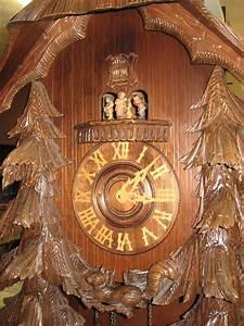 A, Grandfather, Cuckoo, Clock, U2013, Clockinfo, Com