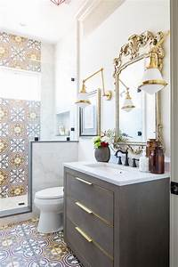18, Mesmerizing, Eclectic, Bathroom, Designs, That, Will, Dazzle