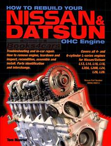 Datsun 510 Manuals At Books4cars Com