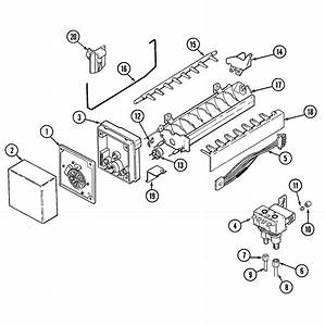 Maytag Sd2454gr Wiring Diagram Ice Maker