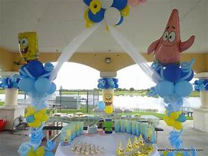 Outdoor Birthday Party Decorations Ideas - Party Themes