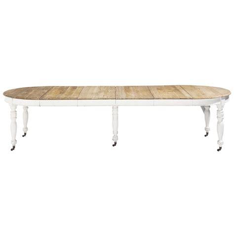 maisons du monde provence table   table de salle  manger   cm