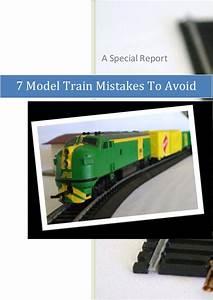 Ways To Avoid Errors Involving Train Layouts And Model