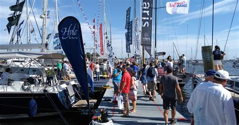 Southton Boat Show 2017 Review by 2017 Annapolis Boat Show Review Grabau International