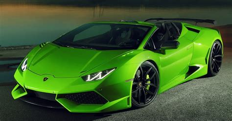 How Does A Supercharged, Widebody Lamborghini Huracan