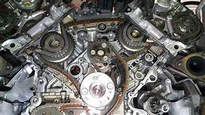 Audi S4 A6 3 0t Timing Chain Drive