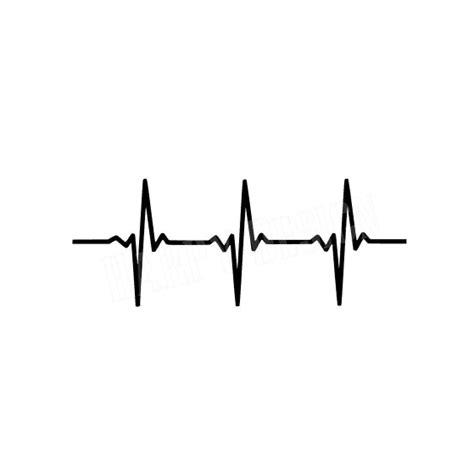 Heartbeat SVG File Hearbeat Pulse SVG Medical SVG Nurse | Etsy
