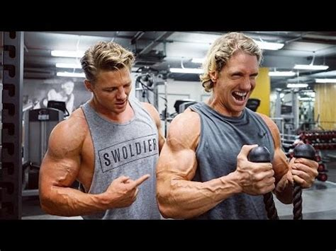Steve Cook's Workout Program for Adults