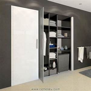 58 best images about pivoting pocket doors on pinterest With installer porte coulissante dans cloison