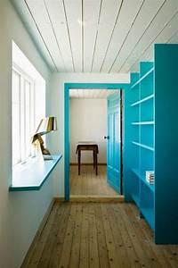 Small Scandinavian Eco House Nested In  U00d6sterlen