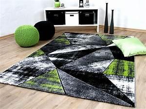 Teppich Grün Grau : designer teppich brilliant grau gr n magic teppiche designerteppiche brilliant teppiche ~ Markanthonyermac.com Haus und Dekorationen