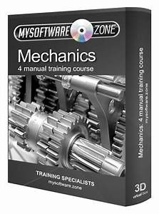 Learn Mechanics 4 Manual Training Course On Cd Car Engine