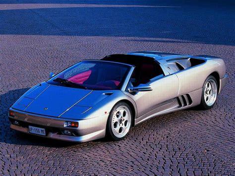 1996 Lamborghini Diablo Vt Roadster Lamborghini