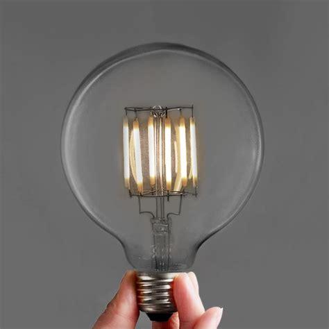 bulk lot of edison style g95 6w filament led light
