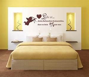 Wandtattoo Für Schlafzimmer : g nstiges wandtattoo 900 liebe engel wandsticker schlafzimmer liebe aufkleber ebay ~ Buech-reservation.com Haus und Dekorationen