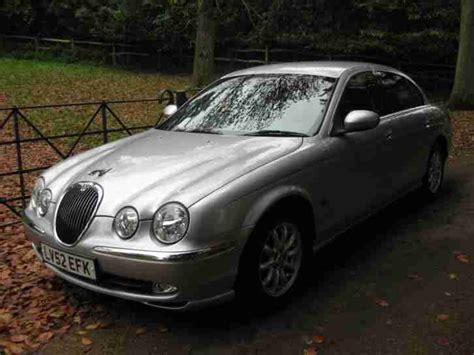 Jaguar S Type 3.0 V6 Auto Se Full History. Car For Sale