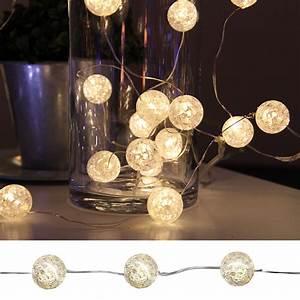 Led Lichterkette Mit Batterie : led batterie lichterkette mit timer marble balls kugeln 15 lichter indoor dekoratives licht deko ~ Watch28wear.com Haus und Dekorationen