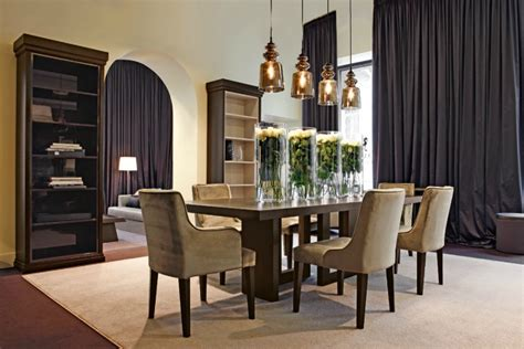5 Of The Most Luxurious Dining Room Design Brands At