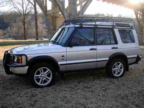 Purchase   Land Rover Discovery Se Ii  Clean