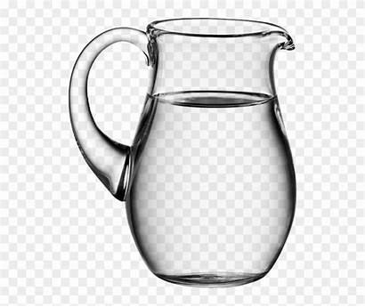 Water Jug Clipart Transparent Picsart Emoji Glass