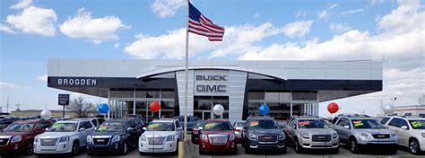 Gmc & Buick Dealer In Olathe, Ks  Robert Brogden Buick Gmc