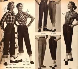 Vetement Annee 30 : retro fashion jeans jeans jeans old fashion style forever look ann es 50 tenue ~ Dode.kayakingforconservation.com Idées de Décoration