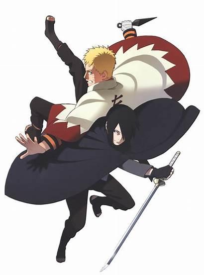 Naruto Sasuke Uzumaki Adult Boruto Uchiha Tetsuya
