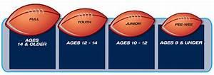 Warner Women S Size Chart Amazon Com Rookie Gear Football Ea Recreational