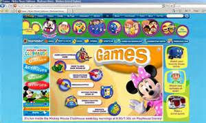 Playhouse Disney Stanley Games