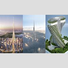 Wolkenkratzer Die Höchsten Und Innovativsten Projekte