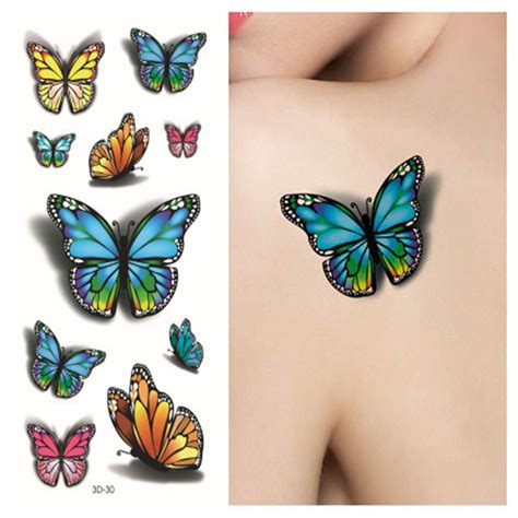 buy wholesale tattoo butterfly designs  china