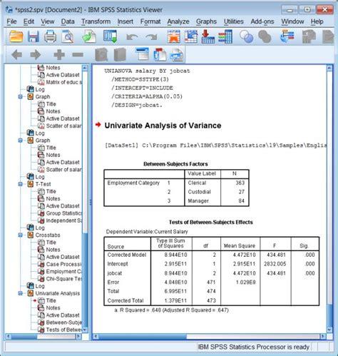 spss   classroom statistics  graphs