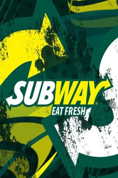 subway wallpaper restaurant gallery